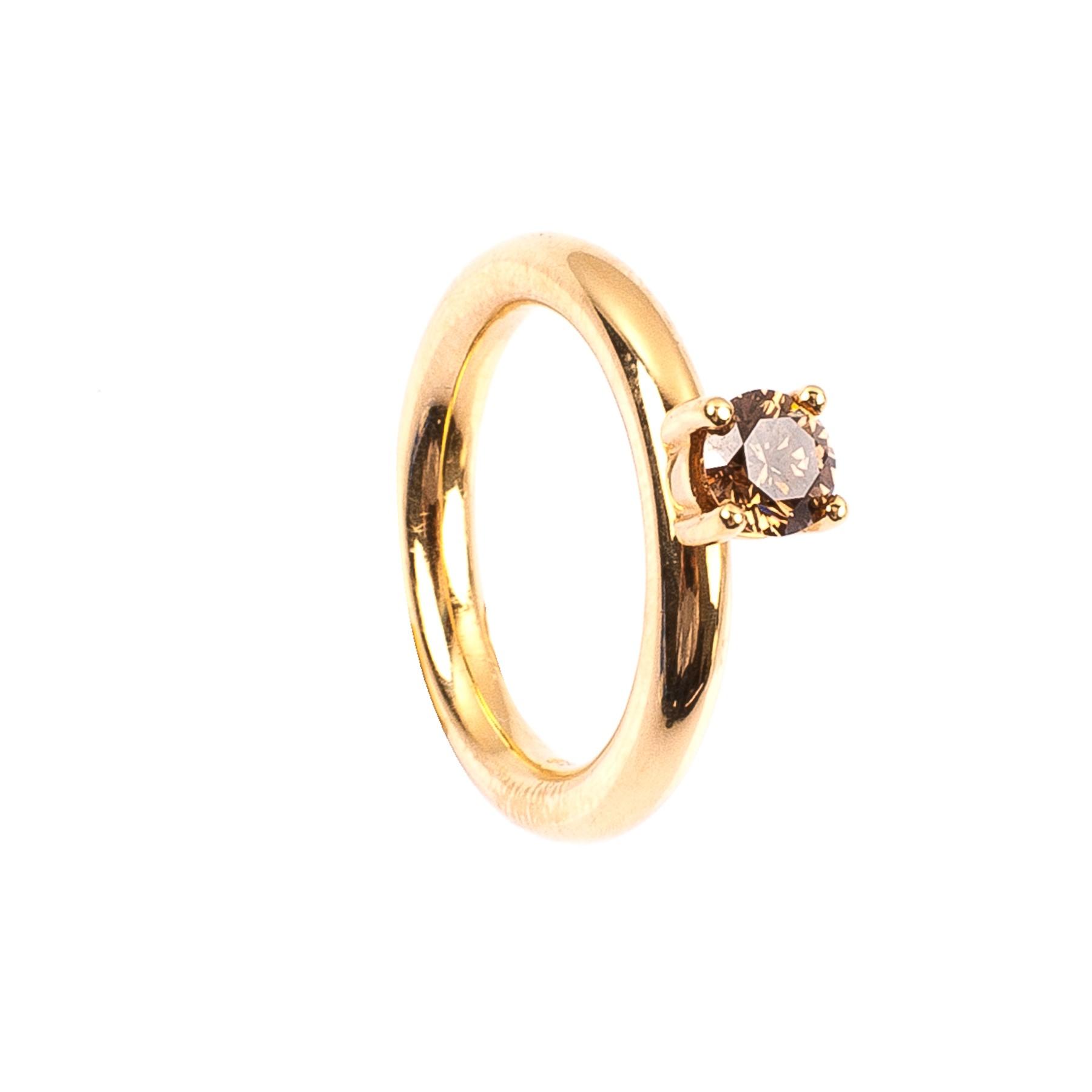 0,55CT Diamant Ring OB/VSI