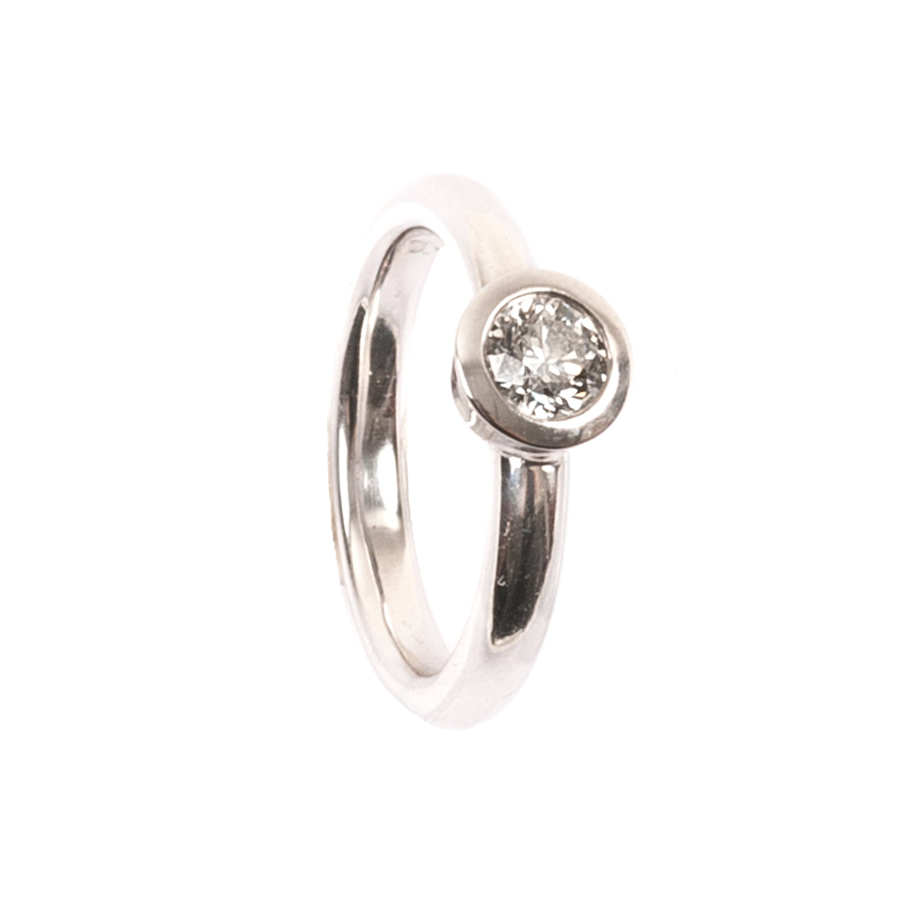 0,51CT Diamant Ring G/VS2