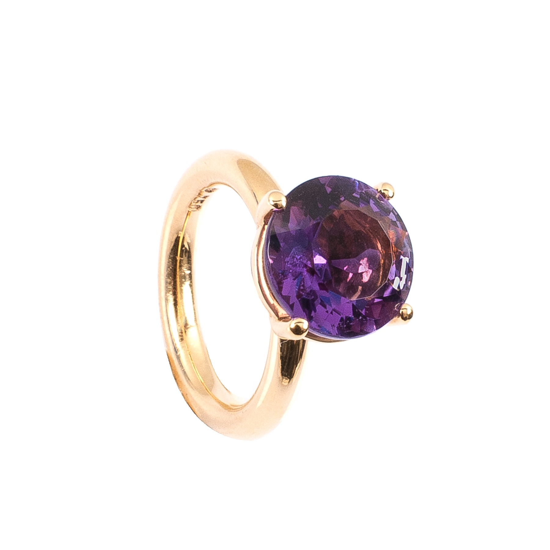 5,22CT Amethyst Ring
