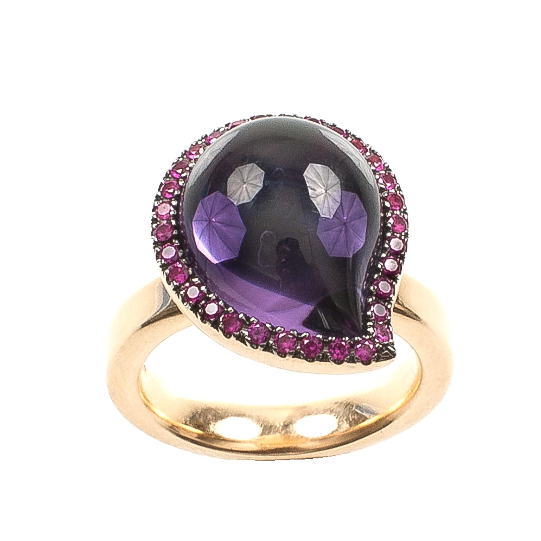 9,00CT Amethyst Ring
