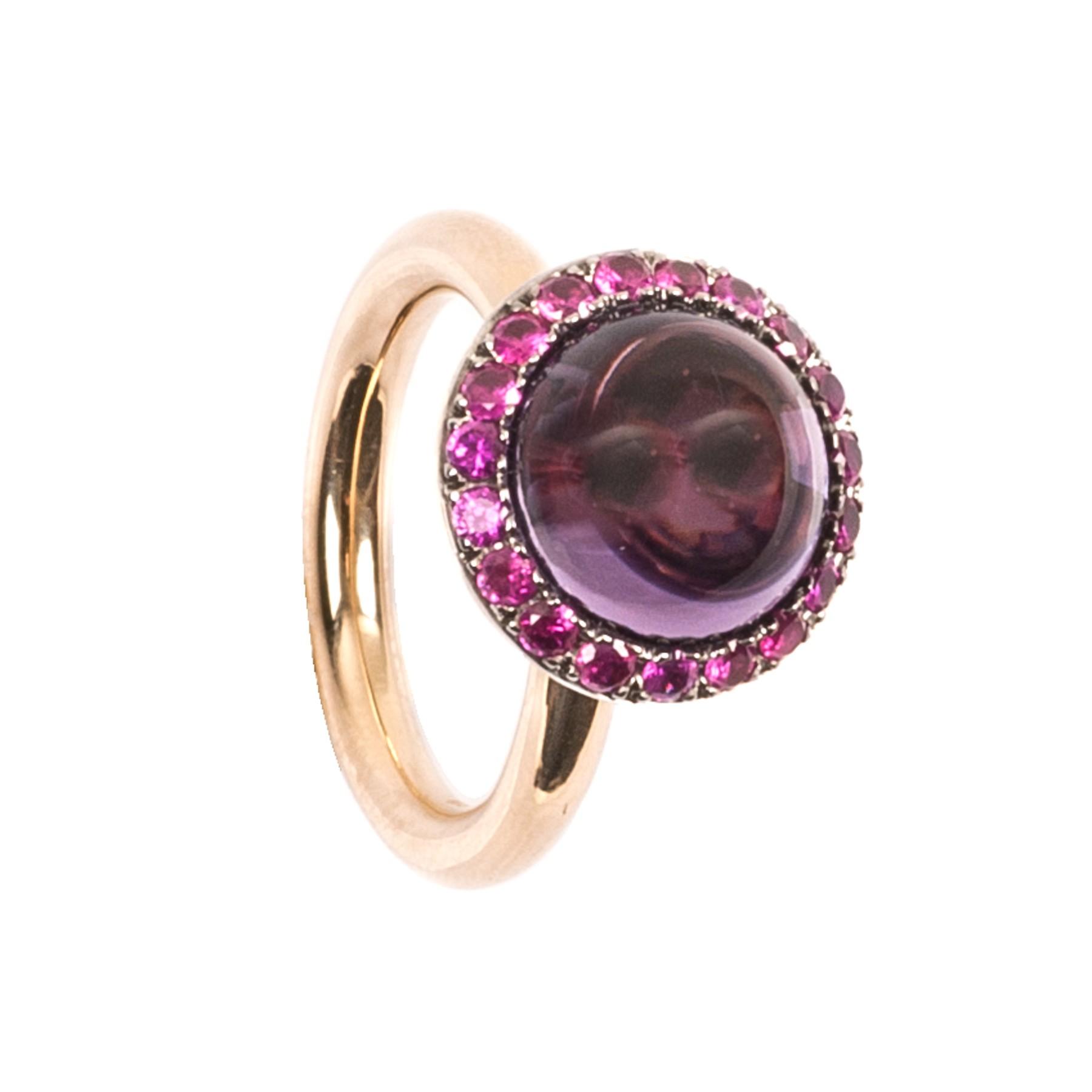 6,54CT Amethyst Ring