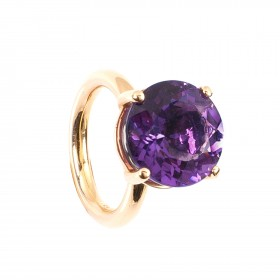 8,60CT Amethyst Ring