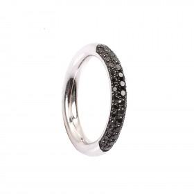 0,57CT Diamant Ring TW/VSI