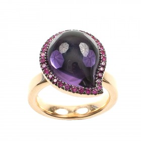9,00CT Amethyst Ring