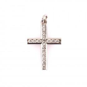 Kreuz Brillant-Anhänger 632/13