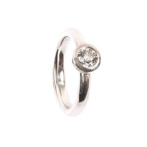 0,51CT Diamant Ring G/VS2