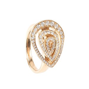 0,55CT Diamant Ring G/VSI