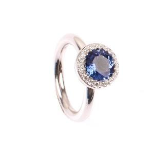 Edelstein Ring 123/153