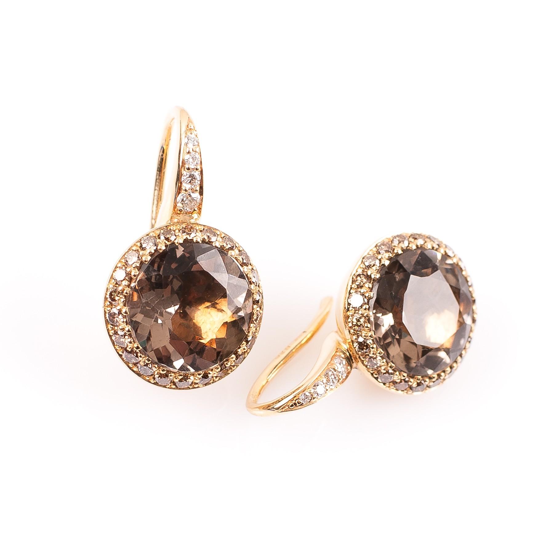 Dome Earrings 243/54
