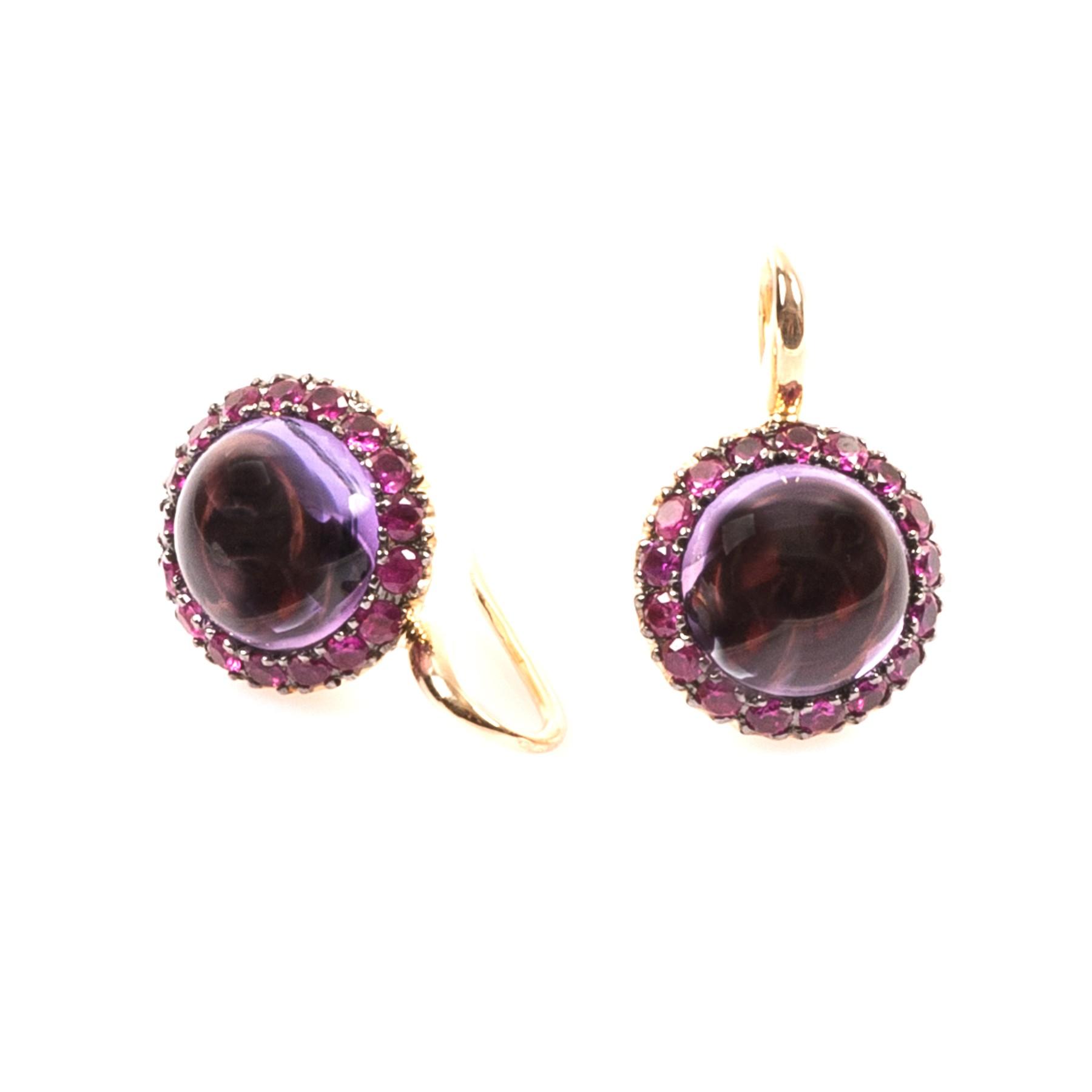 Dome Earrings 244/86