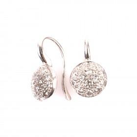 Brillant Earrings Flower 242/32