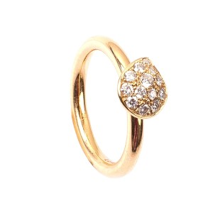 0,30CT Diamond Ring TW/VSI
