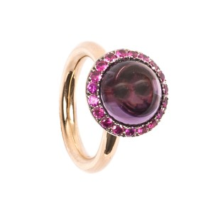 Gemstone Ring 124/29