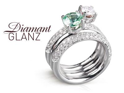 Wir fertigen jeden Diamantring nach Ihren Wünschen